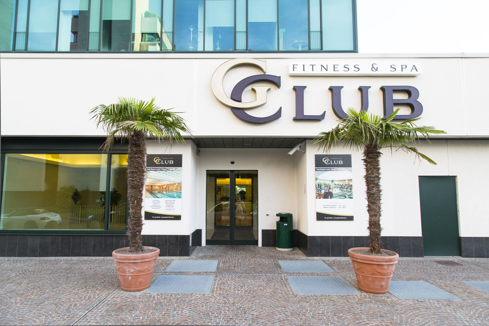gclub ingresso